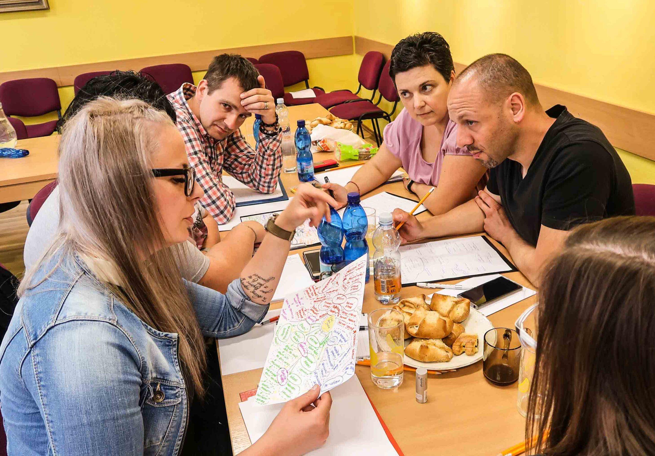 komunitní plánování kurz